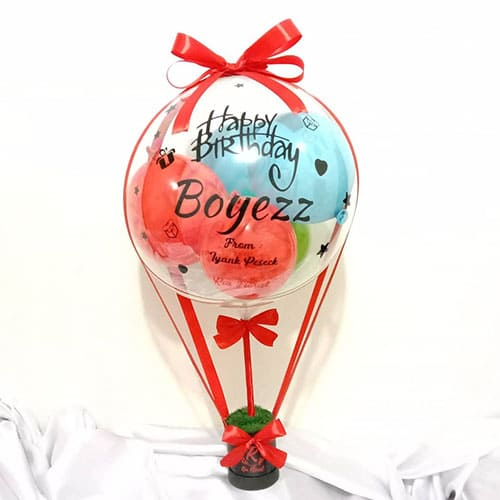 Bucket Balon